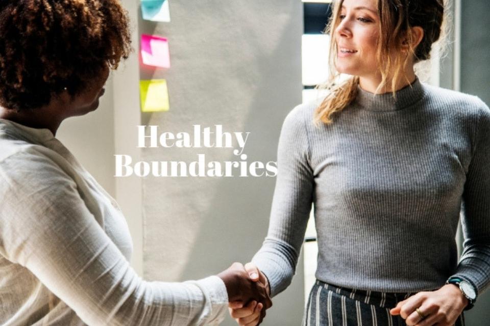 Healthy Boundaries in Relationships