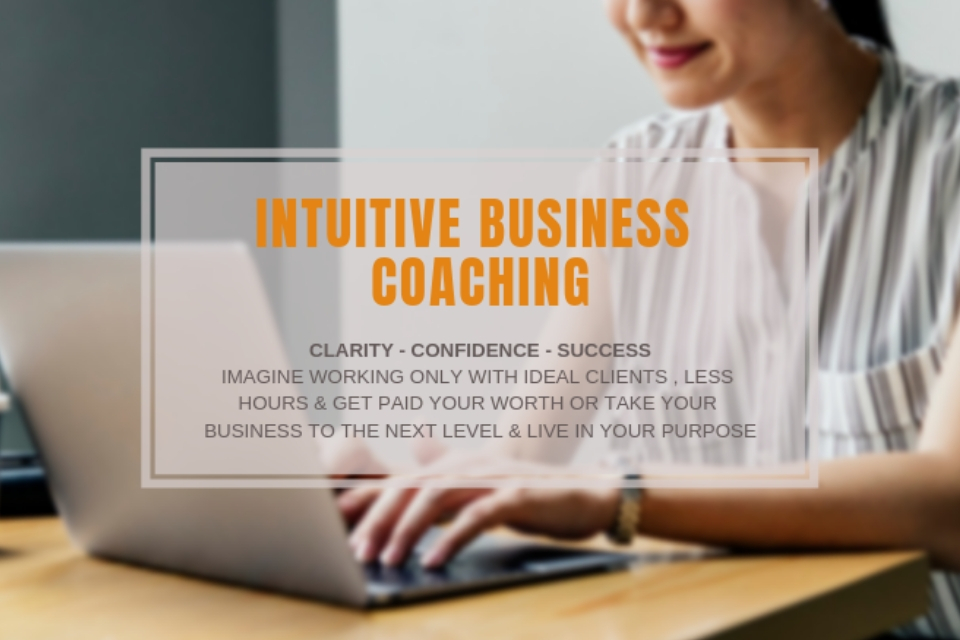 Intuitive Business Coach
