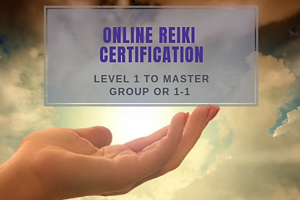 Reiki Training Online